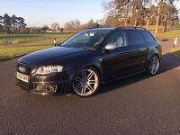 Audi B7 RS4, Bucket Seats, Flat Bottom Wheel, Full Audi History