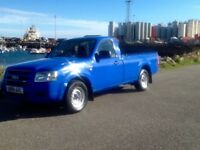 2009 FORD RANGER 2.5TDCi 2WD SINGLE CAB