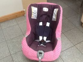 From £20 upto £45 each-several group 1 car seats available for 9lg upto 18lg(9mths to 4yrs)-washed