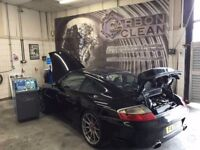 **Engine Carbon Clean mobile service**
