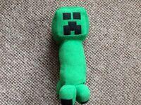 Minecraft Soft Toy