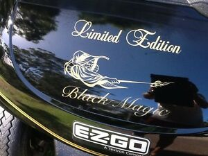 "Fabulous ""BLACK MAGIC"" golf cart/buggy and NEW TRAILER Tamborine Mountain Ipswich South Preview"