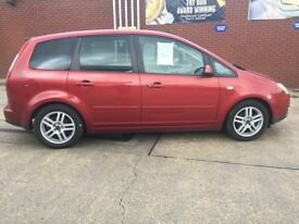 For sale 1.6 Ford C-Max £1.450 Ono