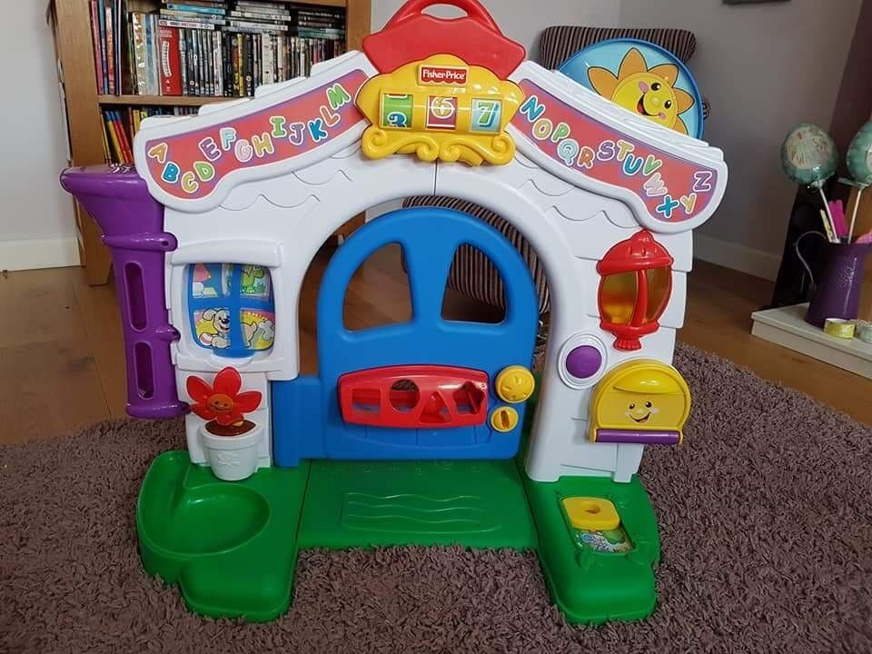 Fisher Price Laugh And Learn House Door In Welwyn Garden City