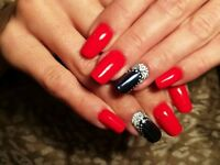 Manicure/Pedicure Service/Nail Extension