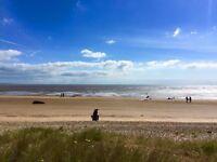 ROMNEY SANDS HOLIDAY PARK STATIC CARAVANS FOR SALE BEACH ACCESS NR CAMBER DYMCHURCH DOVER KENT