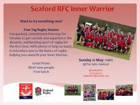 Seaford RFC Inner Warrior - 21st May 2017