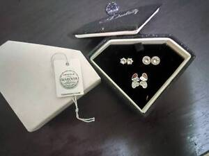Earrings swaroski, Destiny. (NEW) good gift. Southbank Melbourne City Preview