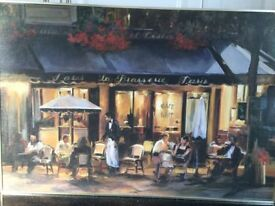 Paris Picture Scene