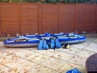 12 foot inflatable kayak