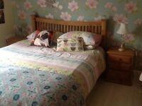 solid pine bedroom furniture suite
