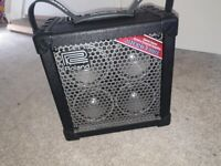 roland micro cube rx model drum beats reverb losts effects