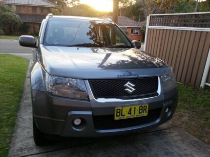 **2007 SUZUKI GRAND VITARA TREKKER 4x4 V6** VERY LOW KM ONLY  *** Heathcote Sutherland Area Preview