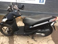 VISION 110cc 2012 BLACK IN VERY GOOD CONDITION FOR £1350