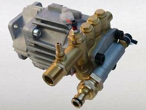 REPLACEMENT TRIPLE PISTON BRASS & ALUMINIUM PRESSURE WASHER PUMP. Thornlands Redland Area Preview