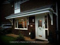 Window & Door Canopies **FITTED** Canopies Manchester