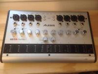 Profesional studio sound card ALESIS io 26