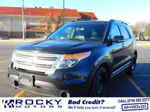 2013 Explorer XLT - Drive Today | Great, Bad, Poor or No Credit