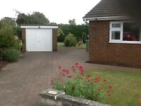 Semi-detached bungalow in Worksop, Nottinghamshire, in sought after area. £165,500 ono.