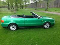 Audi 80 2.0 manual roof and gearbox