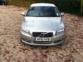 Volvo S80 2.0 D3 SE Geartronic 4dr 2011