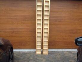Ikea Benno CD storage Towers