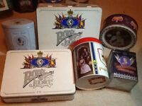 Collection of 6 Royal silver and golden jubilee
