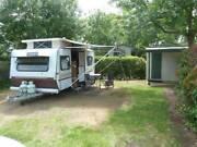 Evernew PopTop Touring Caravan Boronia Knox Area Preview