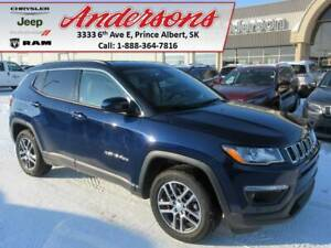 """2018 Jeep Compass North """"Heated Seats/Command Start"""""""