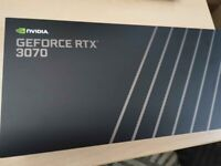 RTX 3070 Founders edition