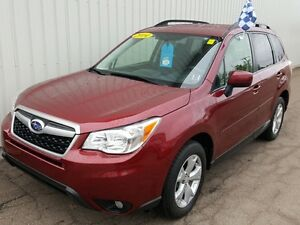2014 Subaru Forester 2.5i Convenience Package ALL WHEEL DRIVE...