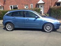 Ford Focus st170 wanted