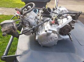 DT 125 engine