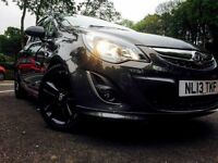 Vauxhall Corsa 2013 Limited Edition 1.2