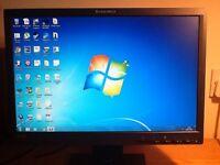 "Lenova Thinkvision 19"" L1951pwD Widescreen LCD Monitor"