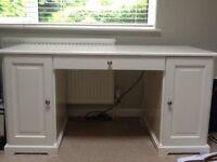 IKEA Liatorp White Desk