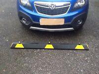 1.65 Metres Heavy Duty Traffic Speed Ramp / Car Stop (New)