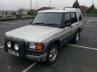 land rover discovery td5 7 seater only 108000 miles
