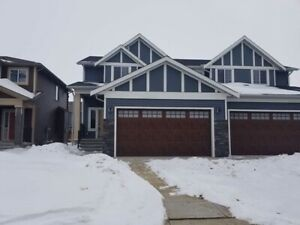 Immaculate new home in Carstairs. $5000 down