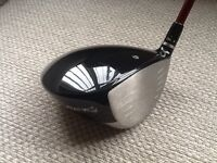 Taylormade r9 adjustable driver 9.5 degree