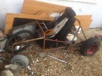 old buggy for sell in needs of tlc barn find