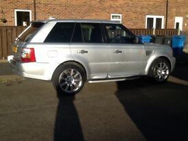 Range Rover 2.7 diesel