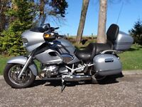 BMW R1200 CL first registered October 2002, low mileage, excellent condition!