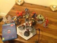Disney Infinity Wii U games + Characters