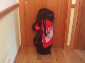 Golf bag, brand new