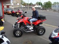 APACHE 320 RLX QUAD BIKE FOR SALE