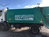 Rubbish Clearance, Wheelie Bin Collections, Commercial Bins Collected (No Job To Small) 24/7