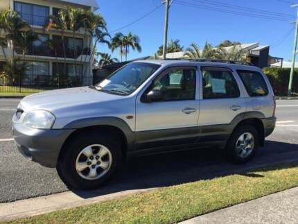 2002 Mazda Tribute Wagon Pottsville Tweed Heads Area Preview