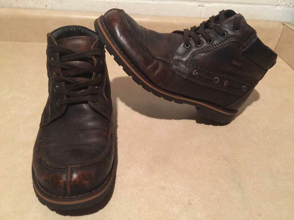 UltraTex 9 ShoesLondonKijiji Leather BootsMen's Size Men's Yybgf76