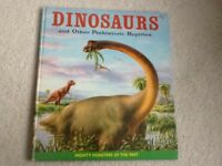 Dinosaurs and other Pre-Historic Reptiles
